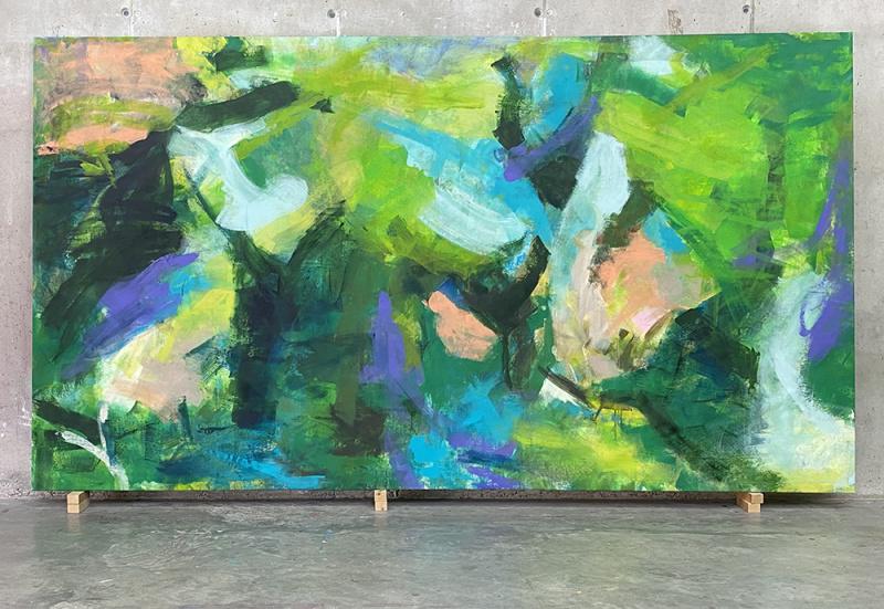 Arbeiten in der Akademie der Bildenden Künste, Kolbermoor